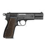 Browning Hi-Power (for Wavefront obj)