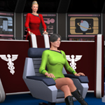 Space Fleet Officer (V4) (for Poser)