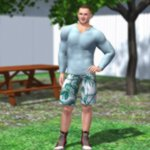 Casual Set 2 (M4) (for Poser)
