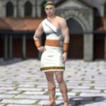 Click to see information about the 'Roman Outfit (M4) (for Poser)'.