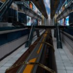 Future Now Train Station (for DAZ Studio)