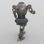 Henry Robot (for DAZ Studio)