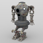 Click to see information about the 'Henry Robot (for DAZ Studio)'.