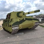 Jagdtiger (for DAZ Studio)