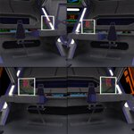 Starship Bridge 17 (for DAZ Studio)