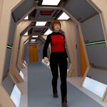 Futuristic Hallways (for DAZ Studio)
