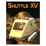 Click to see information about the 'Shuttle Model XV (for iClone)'.