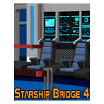 Starship Bridge 4 (for iClone)