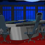 Starship Conference Room (for iClone)