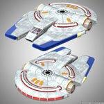 Peregrine Spacecraft 'ad image'