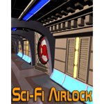 Click to see information about the 'Sci-Fi Airlock (for iClone)'.