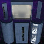 Imperial Walls Construction Kit (for DAZ Studio)