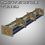 Maintenance Tubes (for Poser)
