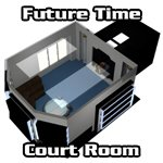 Future Time Court Room (for Poser)