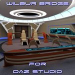 Click to see information about the 'Wilbur Bridge (for DAZ Studio)'.