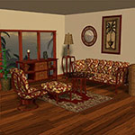 Click to see information about the 'Rattan Room (for Poser)'.