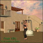 Click to see information about the 'Poser Villa (for Poser)'.