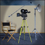 Film Studio (for Poser)