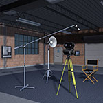 Click to see information about the 'Film Studio (for Poser)'.