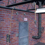 Low Budget Movie Stage (for Poser)