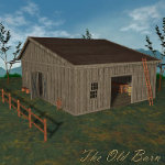 Click to see information about the 'Old Barn Set (for Poser)'.