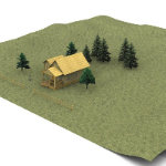 Click to see information about the 'Homestead Prop Set (for Vue)'.