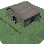 Click to see information about the 'Old Barn Set (for Vue)'.
