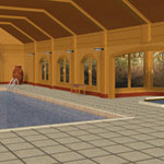 Click to see information about the 'Indoor Pool Set'.
