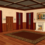Click to see information about the 'Poser QwikSet Classic Room'.