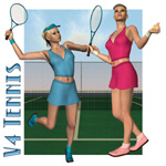 V4 Tennis Outfit And Set