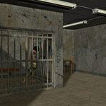 The Old Jail Set (for Poser)