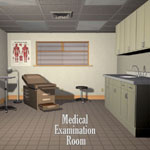 Click to see information about the 'Medical Examination Room (for Poser)'.