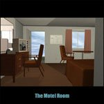Motel Room (for Poser)