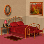 Click to see information about the 'Brass Bedroom Set (for Poser)'.
