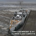 Click to see information about the 'HMCS Snowberry (for Poser)'.