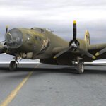 Click to see information about the 'B-17G (theschell) (for Poser)'.