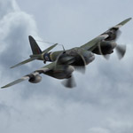 DeHavilland Mosquito (for Poser)