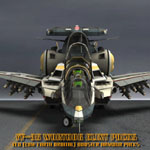 Click to see information about the 'YF-35 Warthog ELINT Armor Set (for Poser)'.