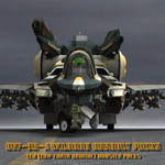 Click to see information about the 'AVF-35-J Wildhog Assault Booster Set (for Poser)'.