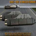 AVF-35-J Wildhog Weapons Add-On Set (for Poser)
