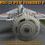 MiG-21 PFM Fishbed F (for Poser)