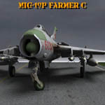 Click to see information about the 'MiG-19 Farmer C (for Poser)'.