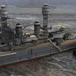 USS Maryland BB-46 (for Poser)