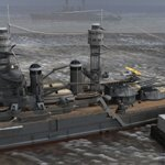 USS Tennessee BB-43 (for Poser)