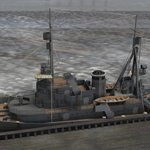 USS Navajo (for Poser)