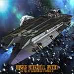 UNS Coral Sea Space Carrier (for Poser)