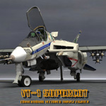 Click to see information about the 'VT-1 Supercat (for Poser)'.