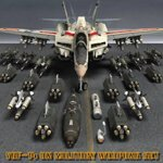 Click to see information about the 'VGF-14 D Wildcat Weapons (for Poser)'.