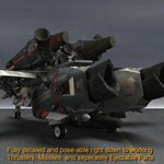 VGF-14 D Wildcat LEO Boosters (for Poser)