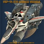 VGF-14 D Wildcat ETO Booster (for Poser)